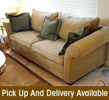 Upholstery Shop - Terre Haute, IN - Aker-Shorter Upholstery