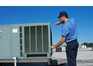 Heat pumps maintenance