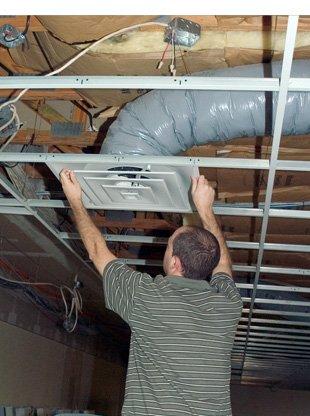 Recovery ventilation system