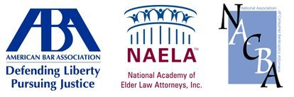 American Bar Association, National Academy of Elder Law Attorneys (NAELA), National Association of Consumer Bankruptcy Attorneys (NACBA)