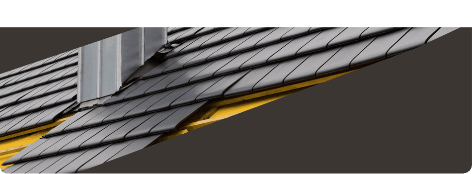 black and yellow roof color combination