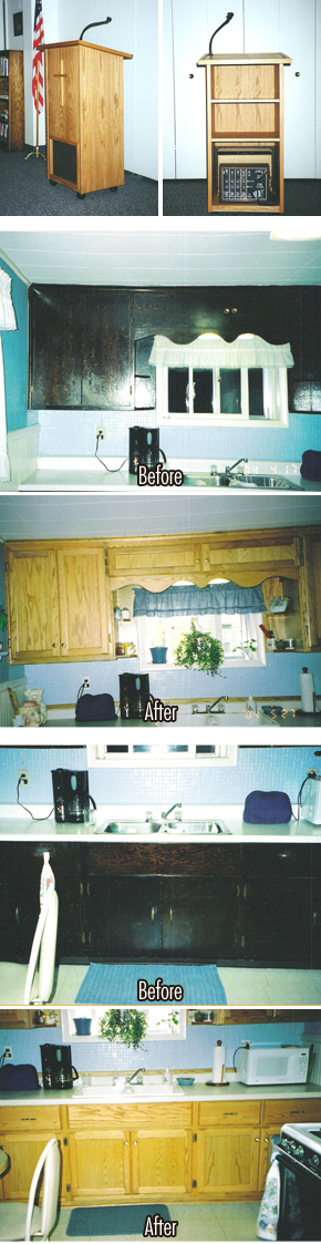 countertops - Marinette, WI  - Cabinets Plus