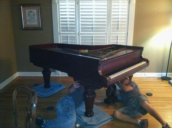 Piano Moving Services