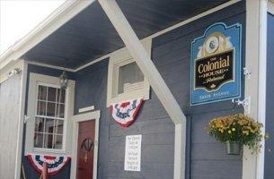 Colonial House Restaurant exterior