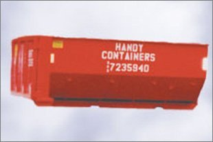 Roll-off Containers - Owosso, MI  - Handy Containers LLC