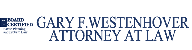 Gary F Westenhover, Attorney at Law Logo