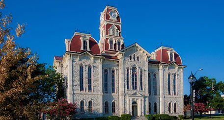 Parker County Court house