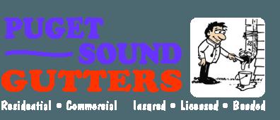 Puget Sound Gutters | Tacoma, WA