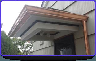 Copper Gutter | Tacoma, WA | Puget Sound Gutters | 253-232-0823