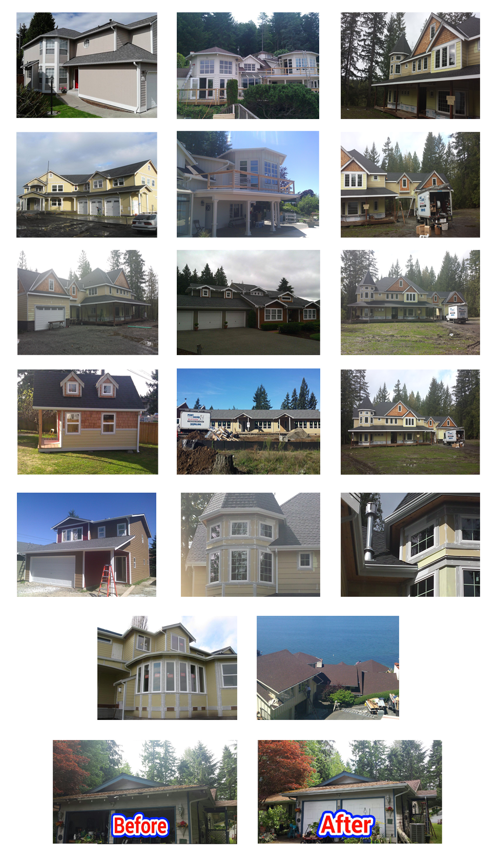 Gallery Puget Sound Gutters - Tacoma, WA | 253-232-0823