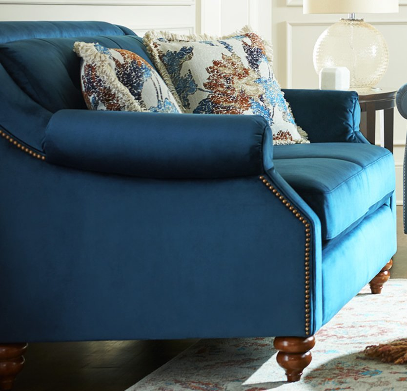 Elegant loveseat