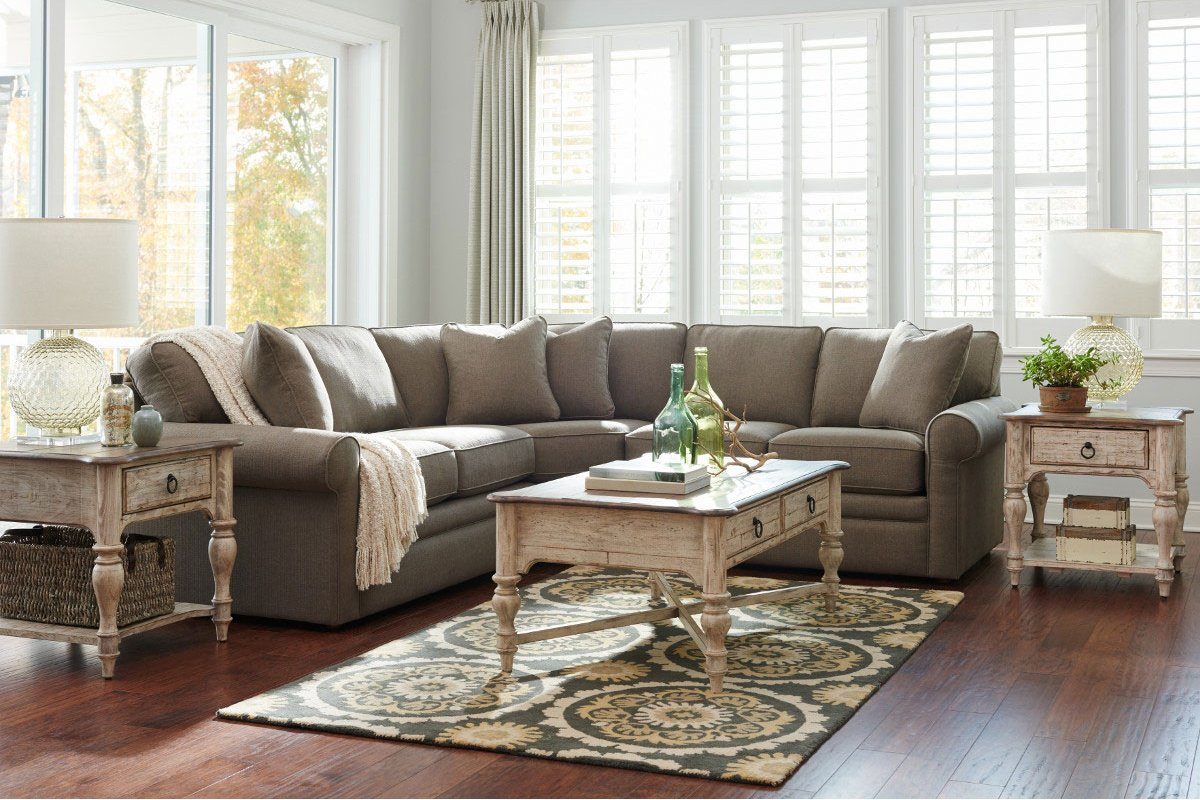 Trendy sectionals