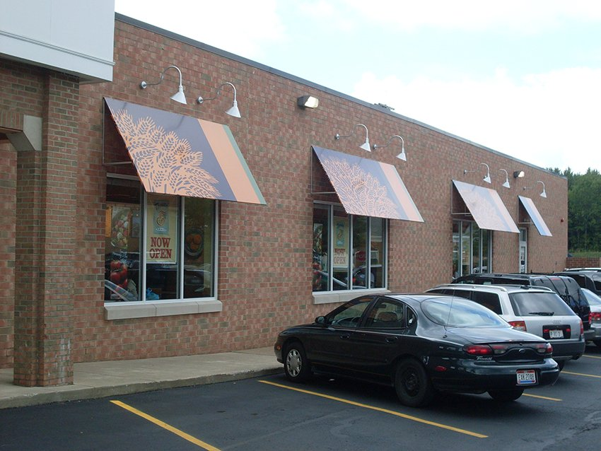 O Neal Awning Company Photo Gallery Youngstown Oh