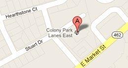 Laser Alleys 3905 E Market St., York, PA 17402