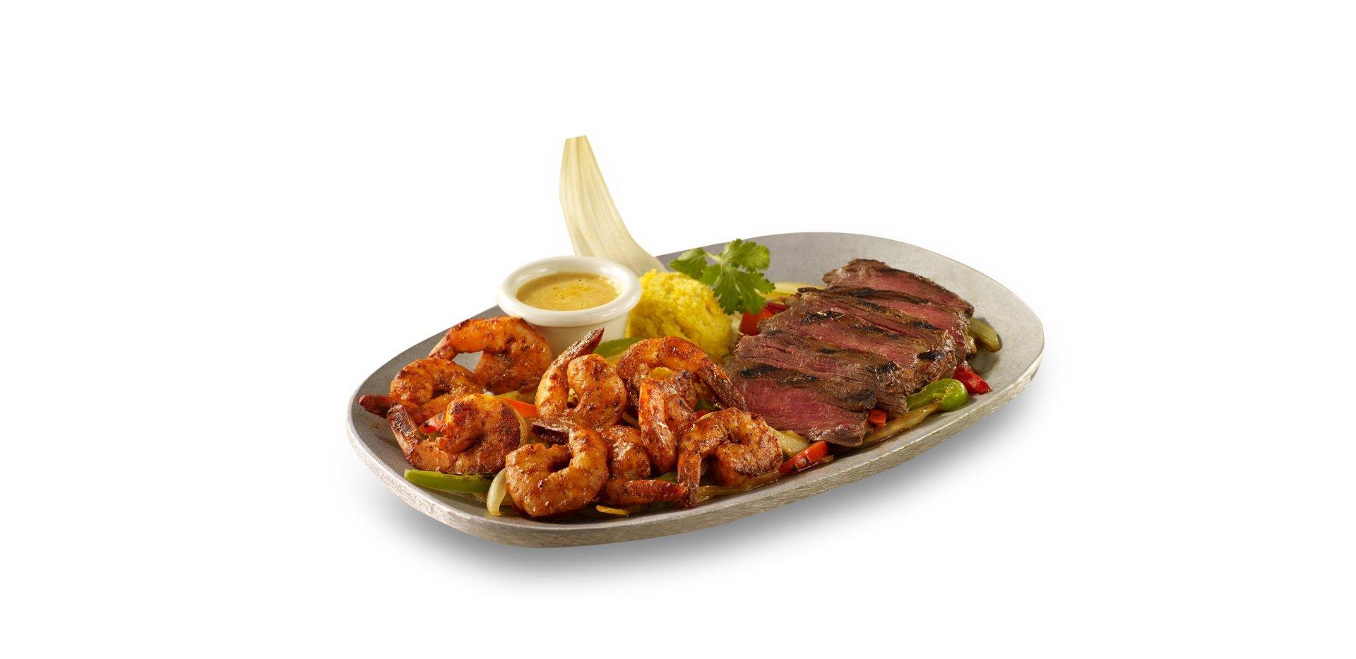 Shrimp steak