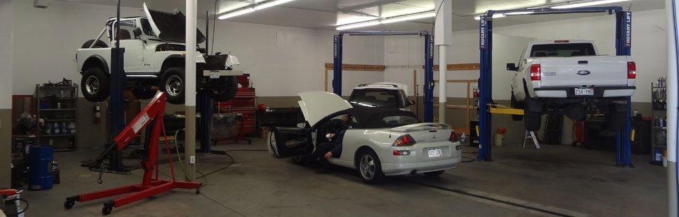 Brake Service | Colorado Springs, CO | Al De Mark Auto Service | 719-632-1553