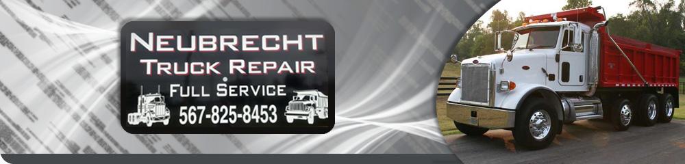Truck Repairing Services - Lima, OH - Neubrecht Truck Repair