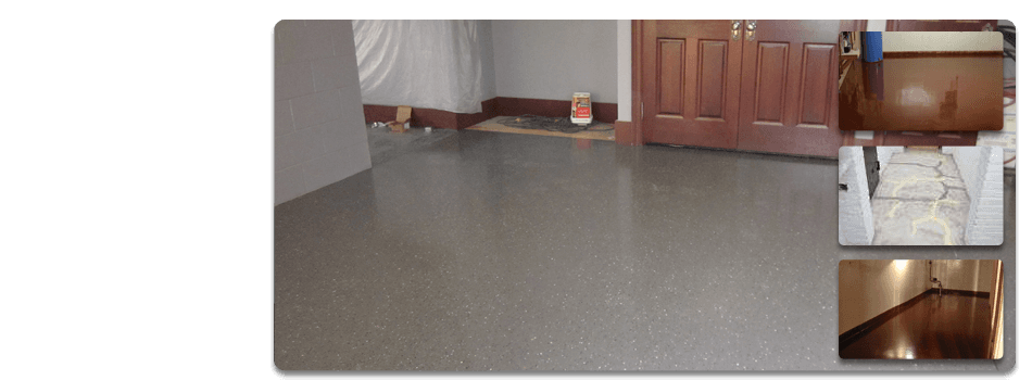 terrazzo systems | williston, VT | Vermont Seamless Epoxy Floor Systems | 802-373-3657