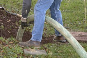 Septic system issues