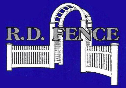 RD Fence Company - Logo