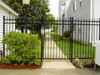 Buckingham Aluminum Fence