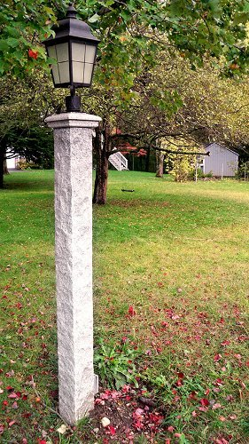 Rd Fence Company Lamp Posts North Billerica Ma