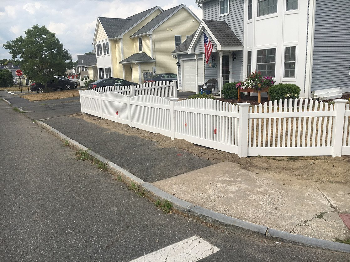 Vinyl Fences Pvc Fences North Billerica Ma