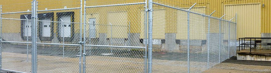 Commercial Fencing Service