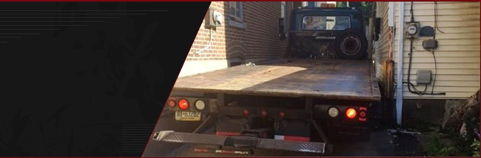 Flatbed Service | Allentown, PA | Azar Towing | 610-703-0140