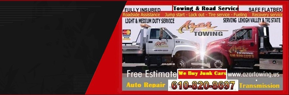 Local Hauling | Allentown, PA | Azar Towing | 484-707-8413