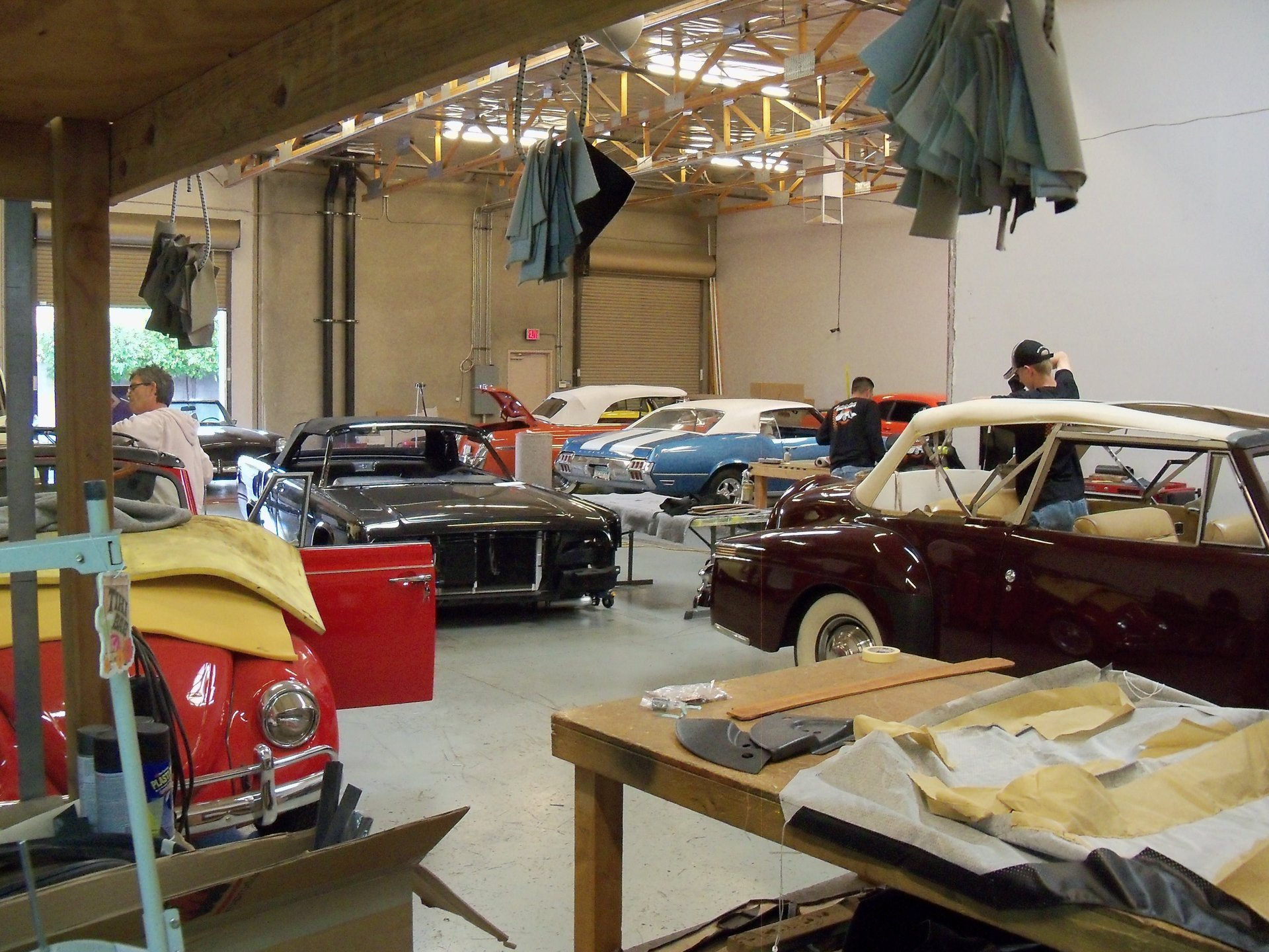 Auto Spa Upholstery Services Auto Interiors Mesa Az