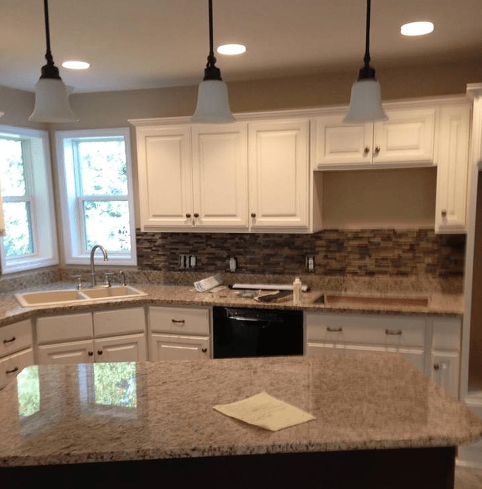 kitchen remodeling - Bathroom Remodel Eau Claire Wi