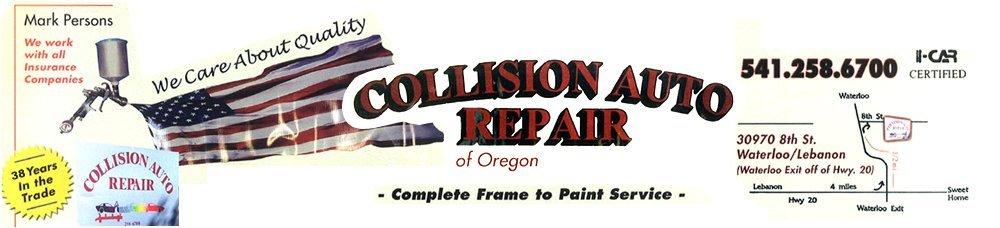 Auto Body Repair - Collision Auto Repair - Header