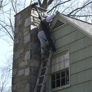 Contractors - Toledo, OH - Heiss Concrete Construction - chimney cleaning
