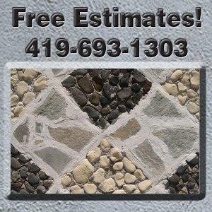 General Contractors - Toledo, OH - Heiss Concrete Construction - decorative concrete work - Free Estimates! 419-693-1303