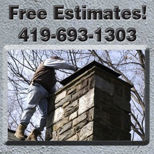 General Contractor - Toledo, OH - Heiss Concrete Construction - chimney cleaning - Free Estimates! 419-693-1303