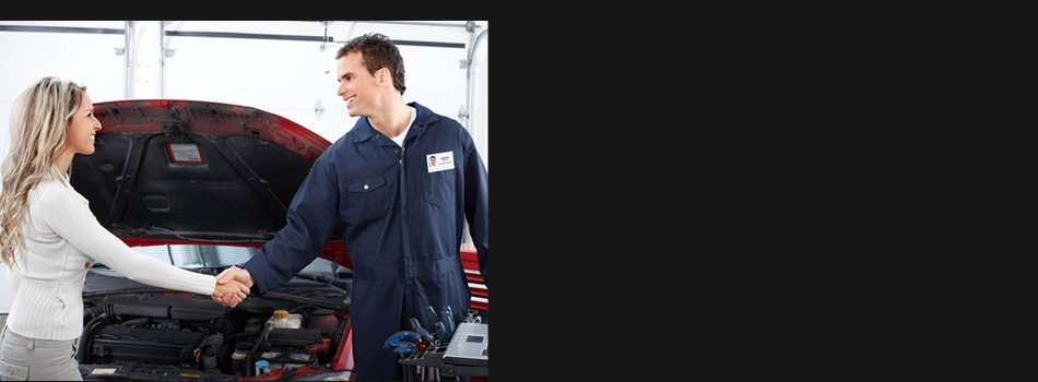 Exceptionally good customer auto repair service
