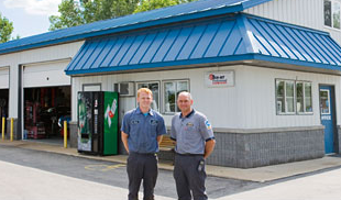 Kevin's Automotive technicians