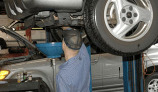 Auto repair preventive maintenance