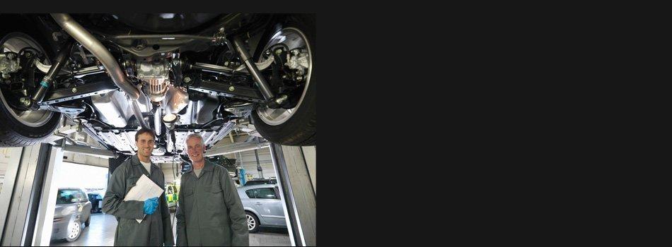 Professional auto repair service