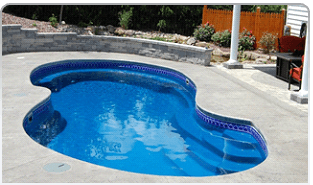 customized swimming pool
