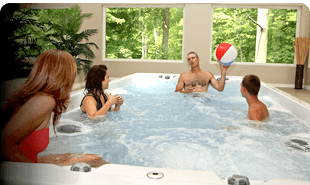 Hot Tubs | Lancaster, PA | The Spa & Pool Place | 717-464-1877