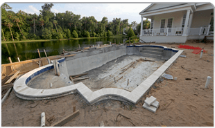 Pool Builders | Lancaster, PA | The Spa & Pool Place | 717-464-1877