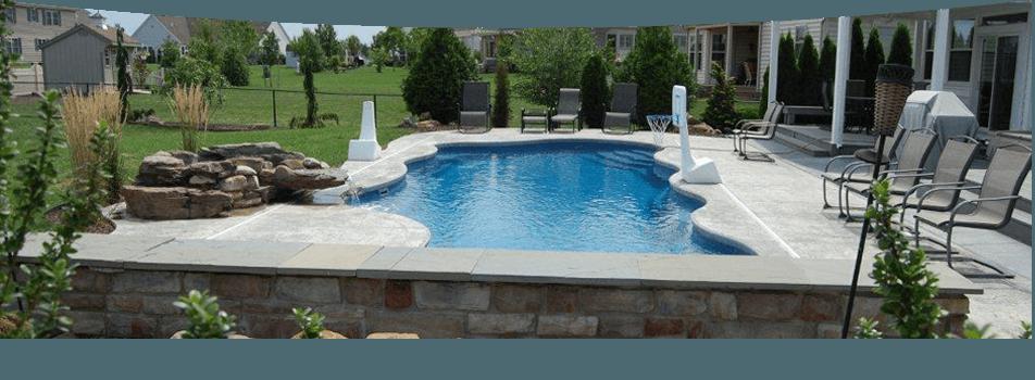 Fiberglass pools | Lancaster, PA | The Spa & Pool Place | 717-464-1877