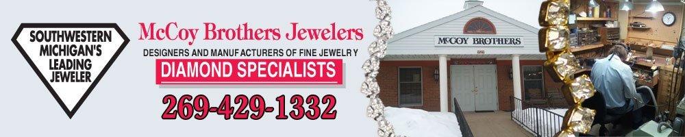 Jewelry Designers Saint Joseph, MI - McCoy Brothers Jewelers