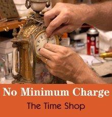 Clock Repair - Saint Clair Shores, MI - The Time Shop - Clock Repair