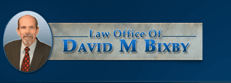 Lawyer | Santa Maria, CA | Law Office of David M Bixby | 805-928-8323