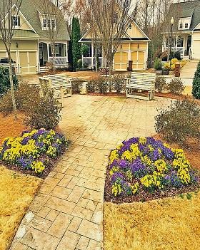 Commercial Lawn Care Landscape Design Dallas Ga