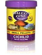 Omega Cichlid Pellets M3