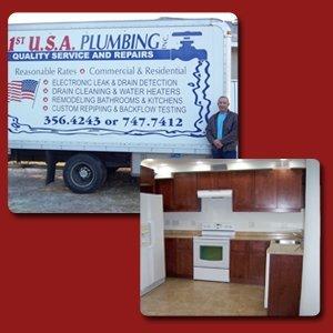 About 1st USA Plumbing Inc | Bradenton, FL | Plumbing Contractor